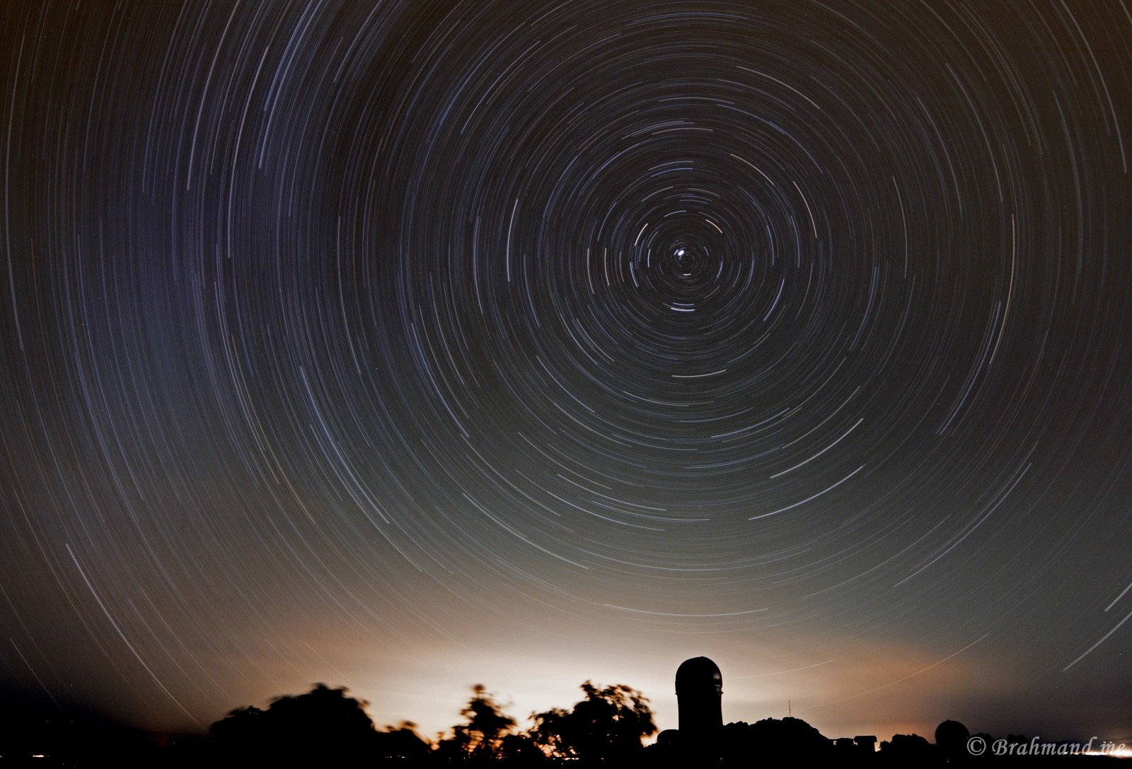 kittpeakstartrails
